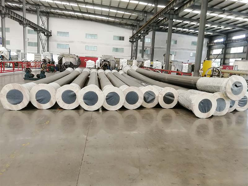 5000m DN400 UHMWPE Pipe Will be Delivered to Chile