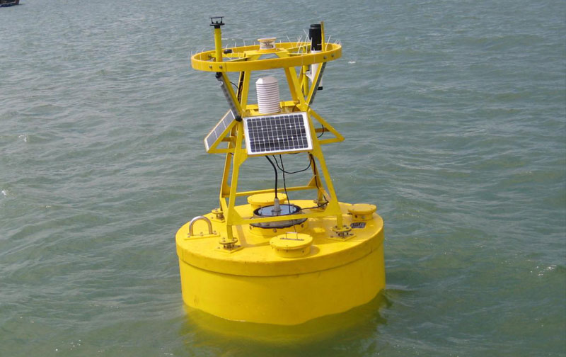 UHMWPE Environmental Measurement Buoy