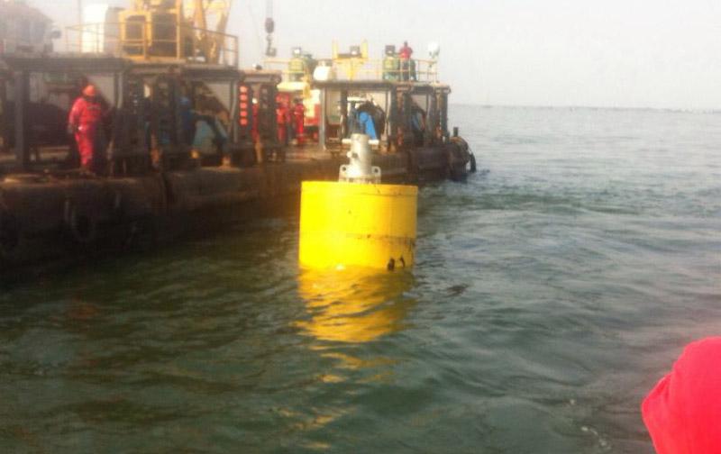 UHMWPE Mooring Buoy