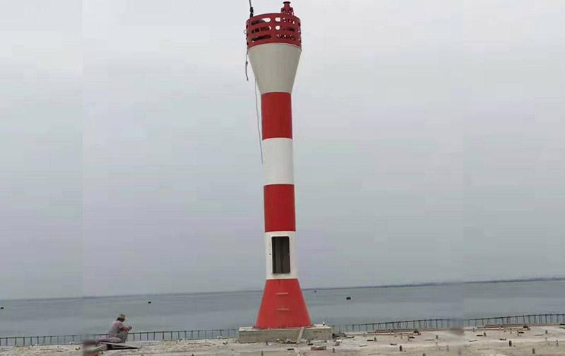 GFRP Light Beacon